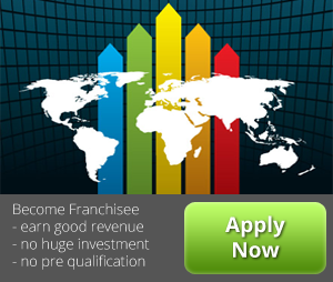 become a franchisee and grow with us